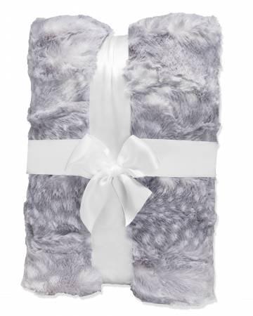 Fawn Silver 2yd Luxe Cuddle Cut