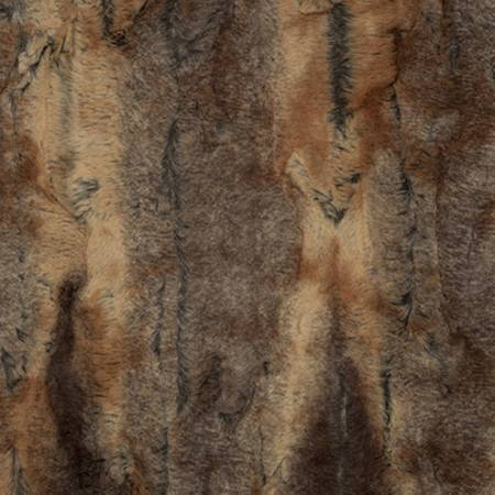 Red Fox Amber 2yd Luxe Cuddle Cut