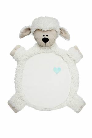 Cuddle Kit Ivory My Lambie