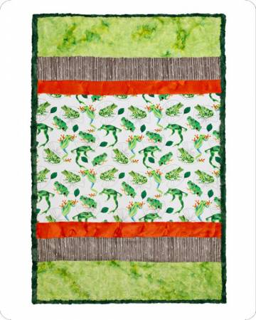 Cuddle Kit Pic Perfect Leap Frog 38in x 58in