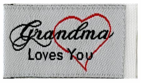 Grandma Loves You Tag It Ons