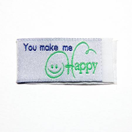 You Make Me Happy Tag It Ons