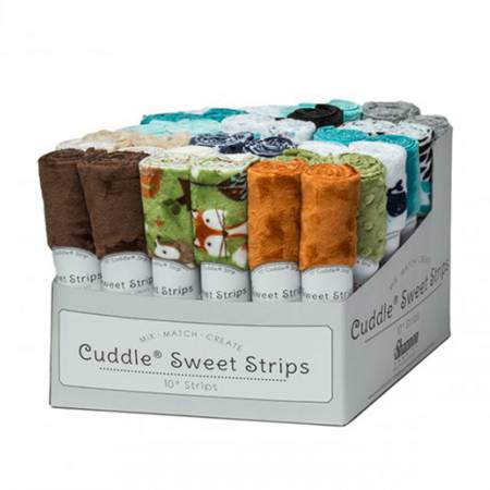 Cuddle Sweet Strips