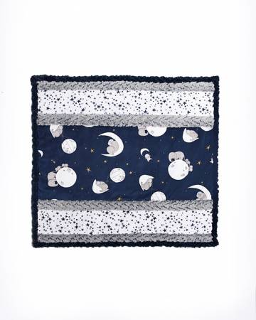 Wee One Cuddle Kit Moonwalk Navy