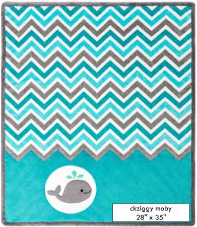 Cuddle Kit Ziggy Moby 28in x 35in