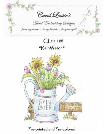 Rainwater - White