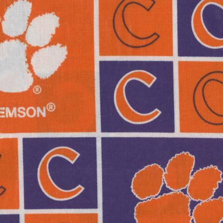 Sykel Enterprises Clemson College Prints