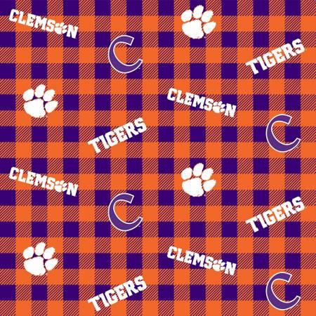 NCAA-Clemson Tigers
