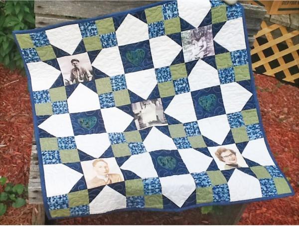 Snapshot Photo Wall Hanging pattern