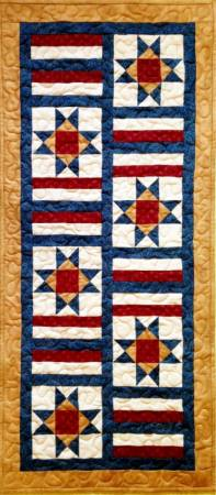 Land of Liberty Table Runner