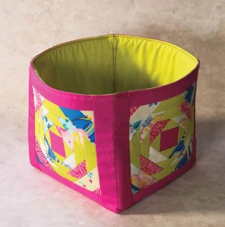 Pineapple Scrap Baskets - Cut Loose Press - CLPCRM003