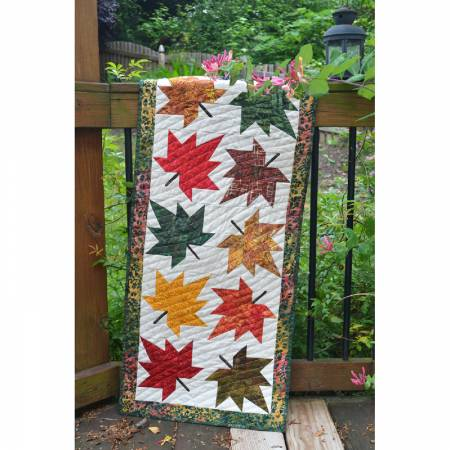 Cut Loose Press-Maple Leaf Runner