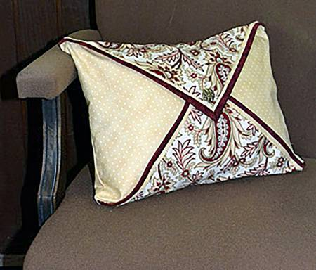 Double Flap Pillow *20
