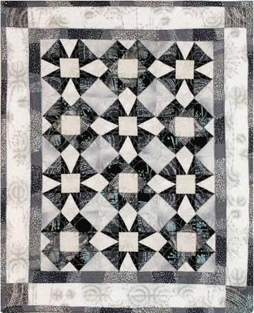 Cut Loose  Press Dusk To Dawn Pattern 16 x 20