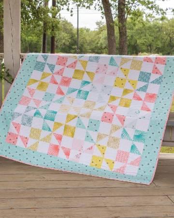 Acadia Quilt Pattern