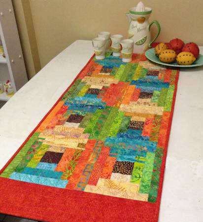 CLP Pina Colada Table Runner