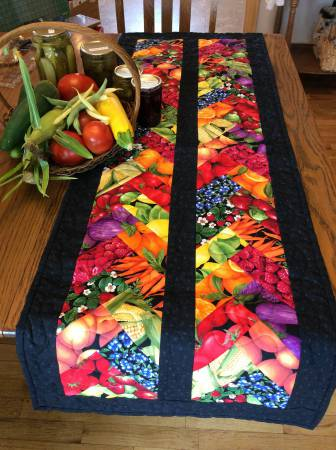 Trapezoid Table Runner