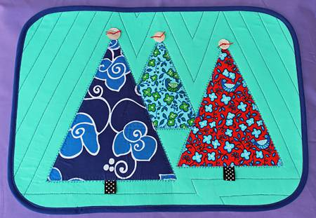 Forest For All Seasons Placemats