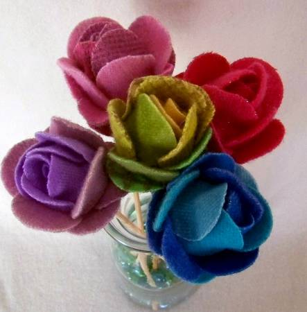 Wooly Roses