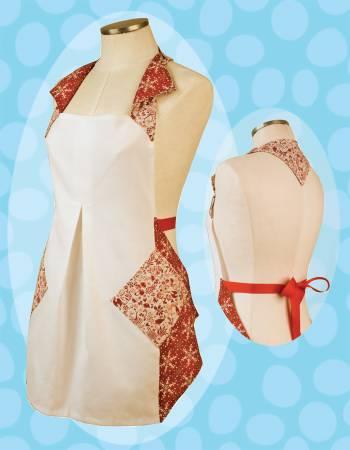 Tea Towel Apron Pattern