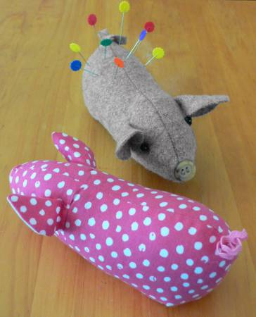 Pig Pincushion Pattern