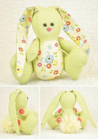 Blushin' Bunnies soft toy pattern