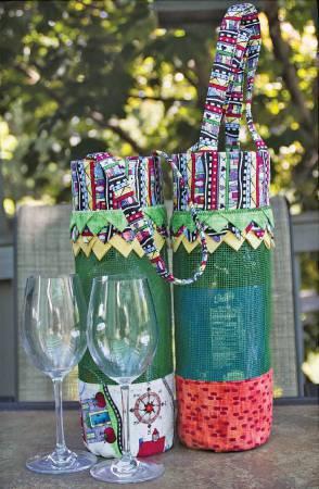 Large Wine Tote Pattern