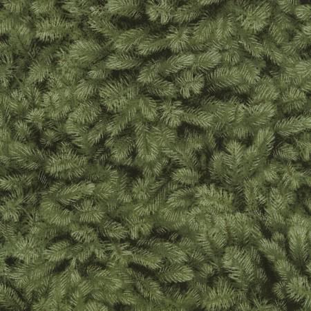 Green Pine w/Metallic