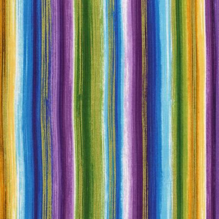 Multi Stripes w/Metallic