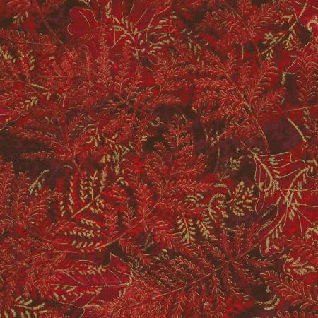 Currant Foliage w/Metallic
