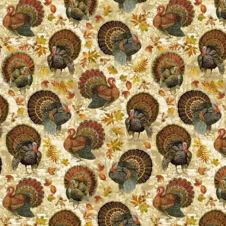 Harvest...Turkeys