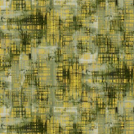 Felicity - Green Texture w/Metallic