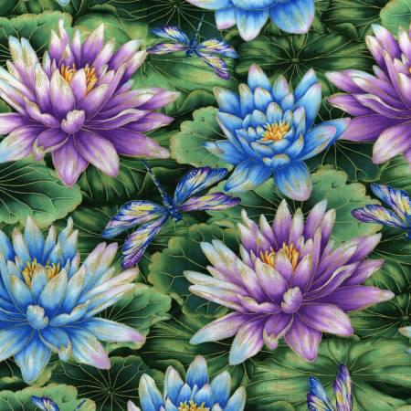 Fleur CM8302 Water Lillies