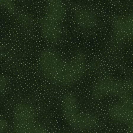 Dots Metallic - Green