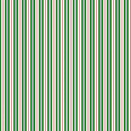 Vintage Holidays Green Peppermint Sticks w/Metallic CM9640-GREE-D