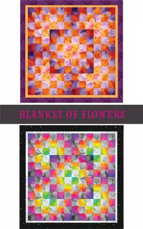 Blanket of Flowers Pattern