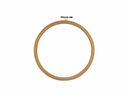 12in Superior Quality Wood Hoop