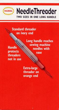 Wire Threader In A Tube