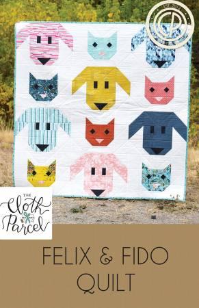 Felix and Fido Quilt