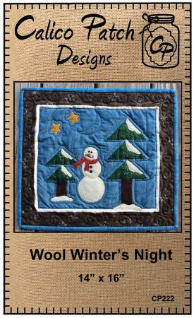 Wool Winter's Night