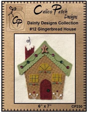 PT- Gingerbread House