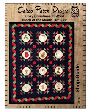 Cozy Christmas In Wool