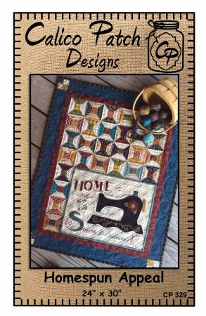Calico Patch Designs Homespun Appeal