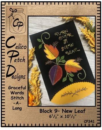 Graceful Words 9: New Leaf