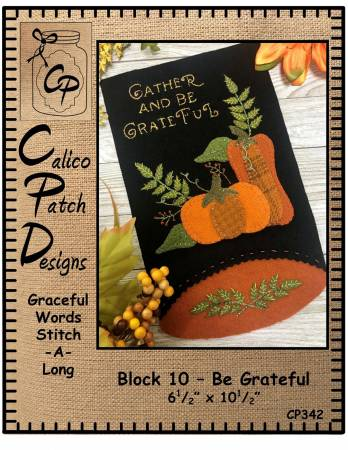 Graceful Words 10: Be Grateful
