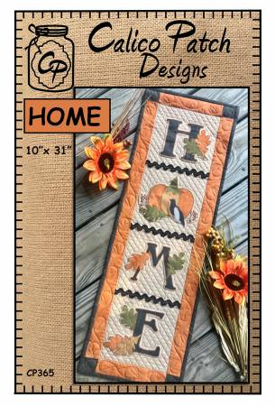 Calico Patch Designs Home Pattern