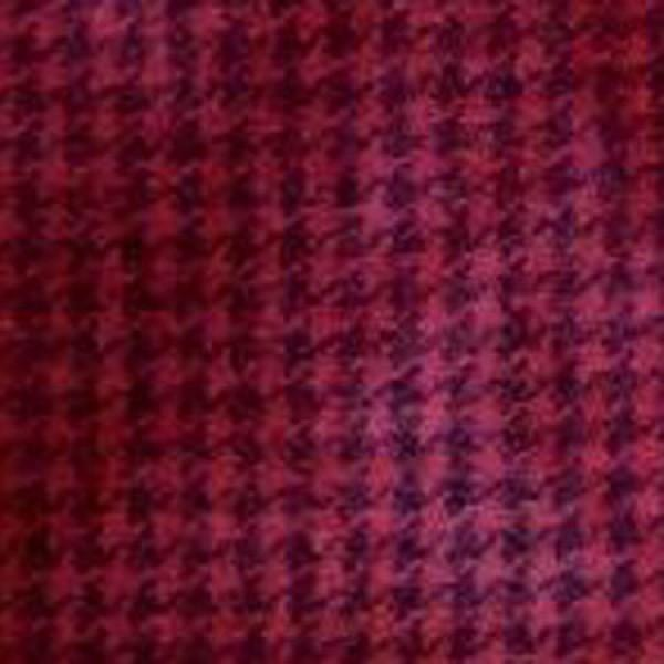 Wool Chubbys 16in Square Red Plaids/Checks