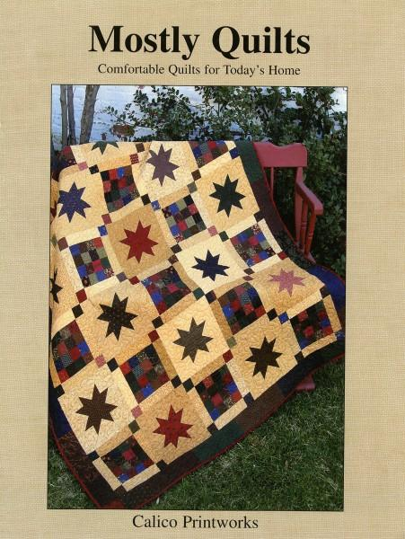Mostly Quilts Book