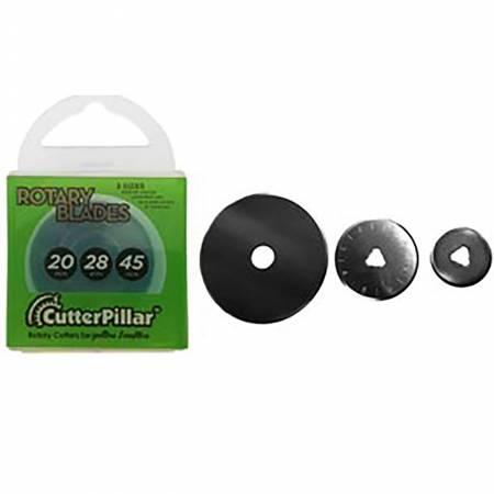 CutterPillar Rotary Refill Blades