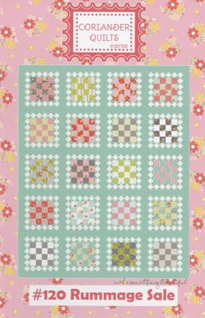 Rummage Sale by Corey Yoder from Coriander Quilts
